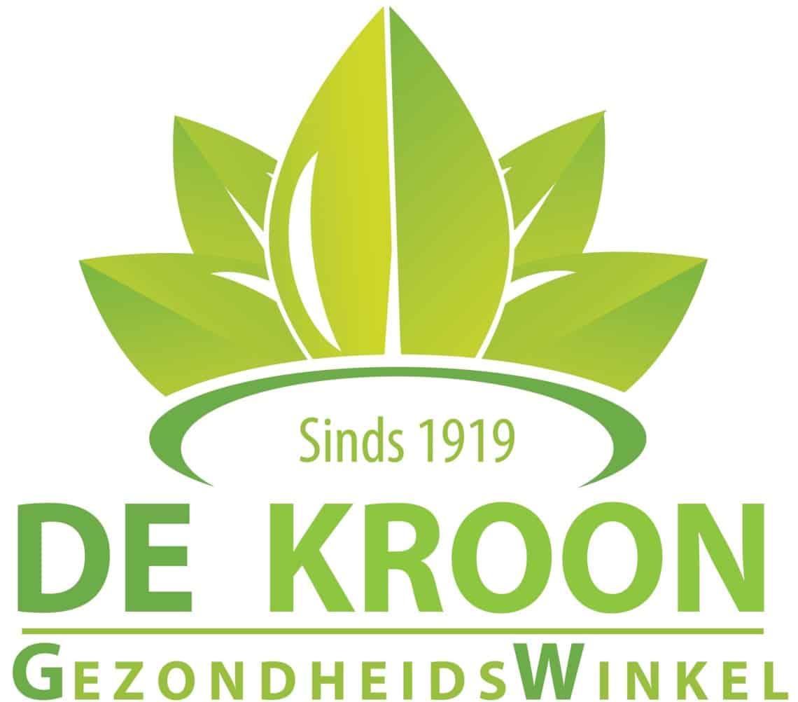Gezondheidswinkel De Kroon Logo